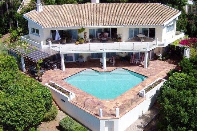 3 bedroom luxury Villa with Pool and panoramic Ocean view
