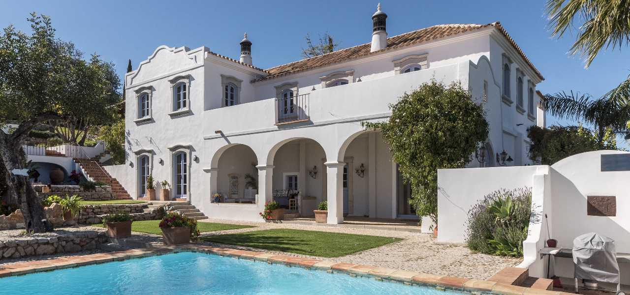 Fantastische Villa im Landhausstil im Goldenen Dreieck der Algarve