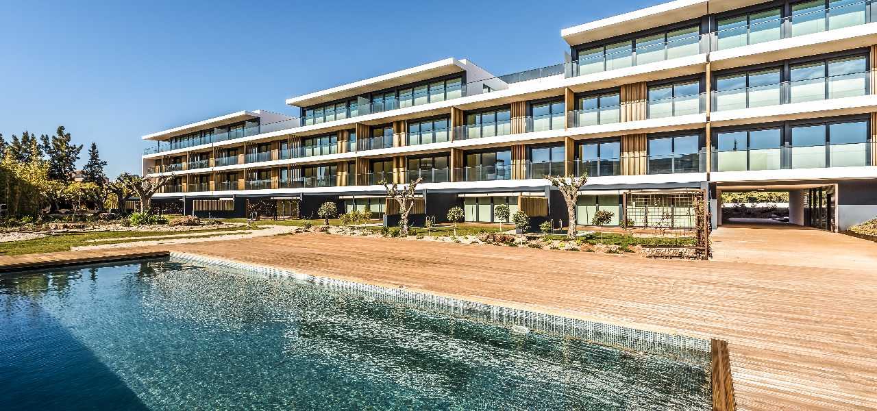 Unique 3-bed penthouse in a fantastic resort in Vilamoura